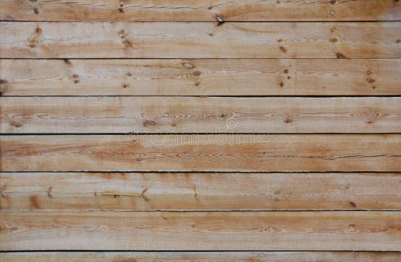Fondo horizontal de madera fotos de archivo libres de regalías
