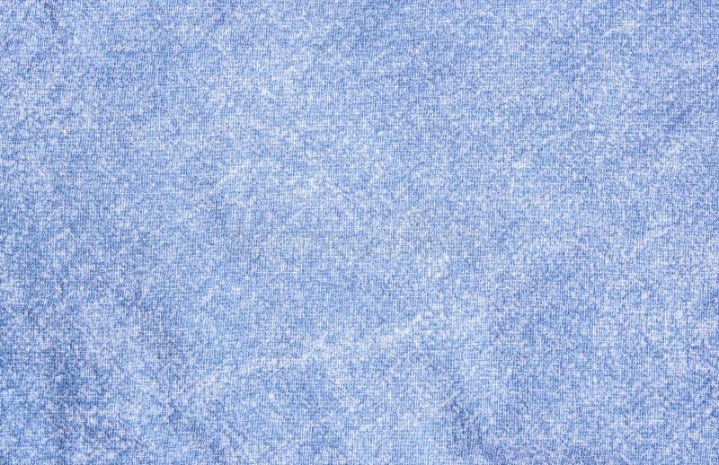 Fondo inconsútil azul para el diseño de la materia textil foto de archivo