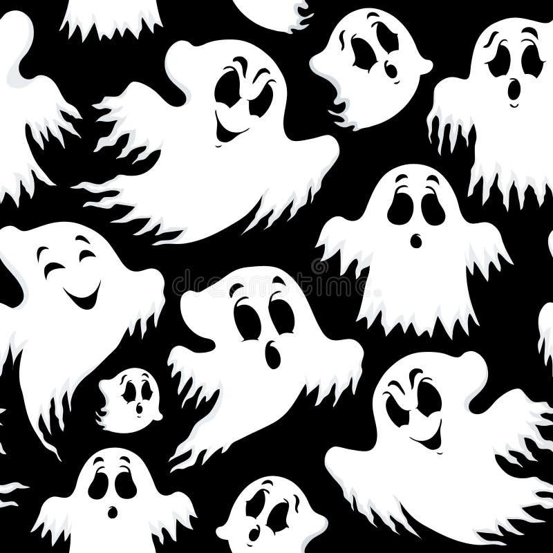 Fondo inconsútil 5 de Halloween libre illustration