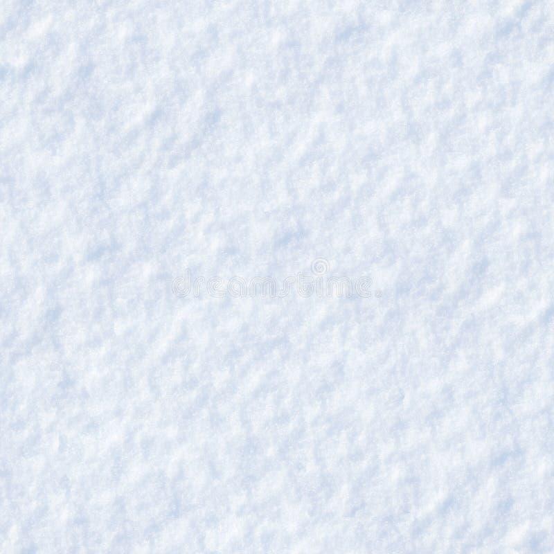 Fondo inconsútil de la nieve. imagen de archivo