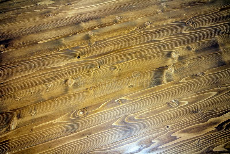 Fondo inconsútil de la textura del piso de entarimado de la lamina del roble foto de archivo libre de regalías