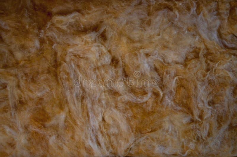 Fondo inconsútil de la textura gris y marrón de las lanas calientes imagen de archivo libre de regalías