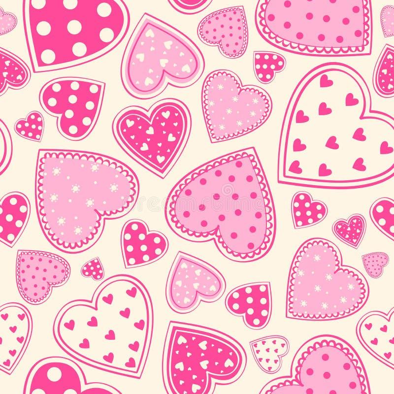 Pretty pink heart wallpaper - #corazones #rosado #fondos #backgrounds  #bonito #