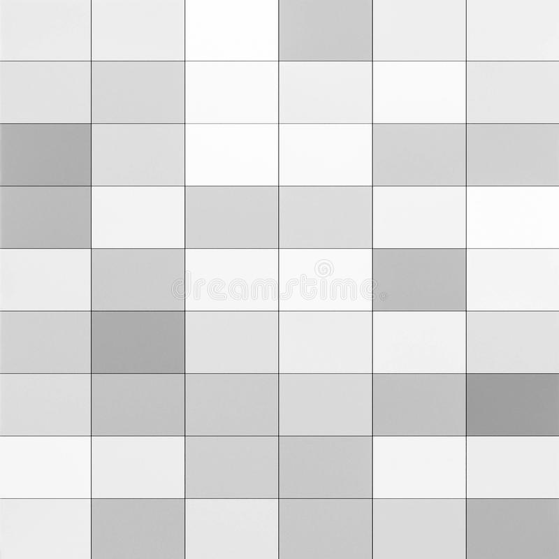 Fondo inconsútil del extracto gris de la teja para el diseño del contexto imagenes de archivo