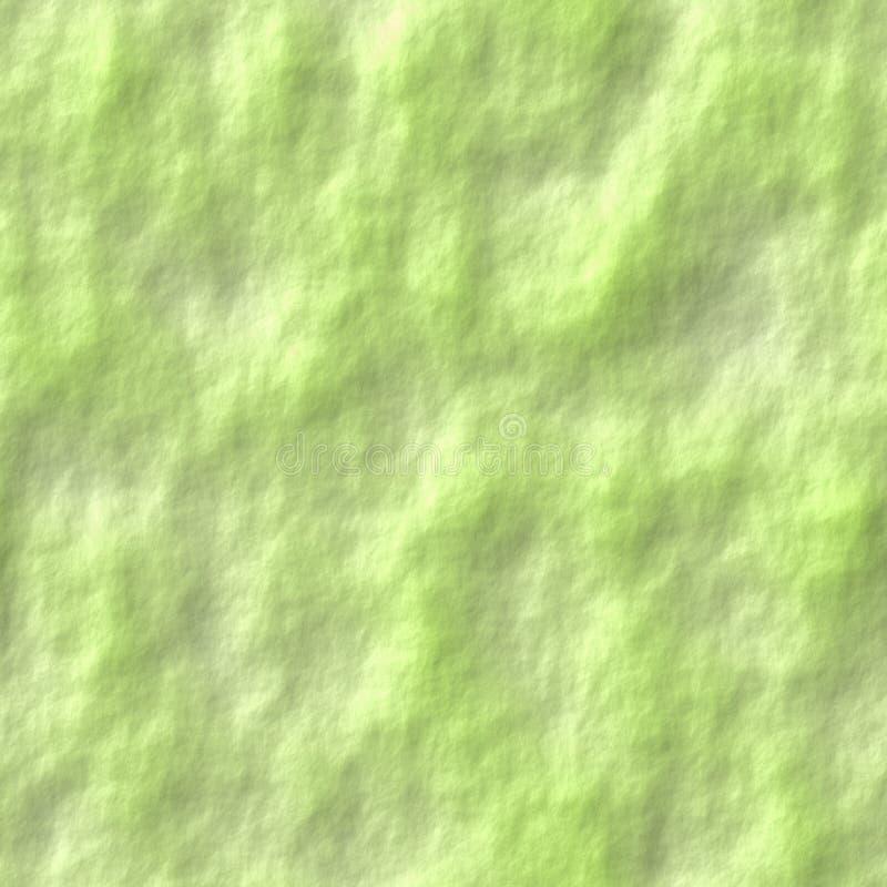 Fondo inconsútil estructural verde abstracto ilustración del vector