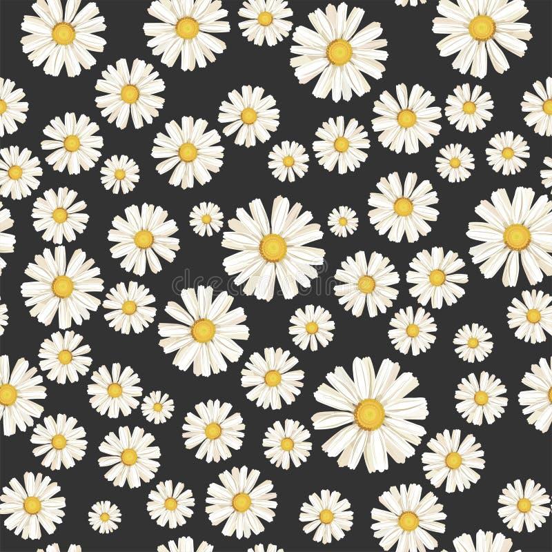 Fondo inconsútil floral ditsy hermoso ilustración del vector