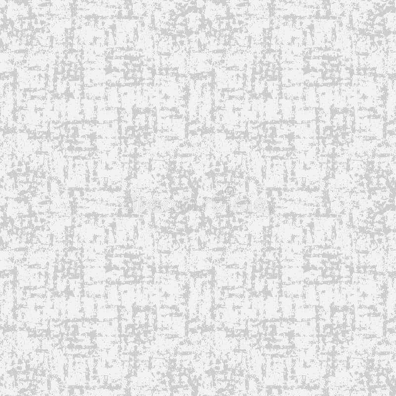 Fondo inconsútil gris abstracto Fondo del gris del Grunge Modelo gris inconsútil, textura del grunge ilustración del vector