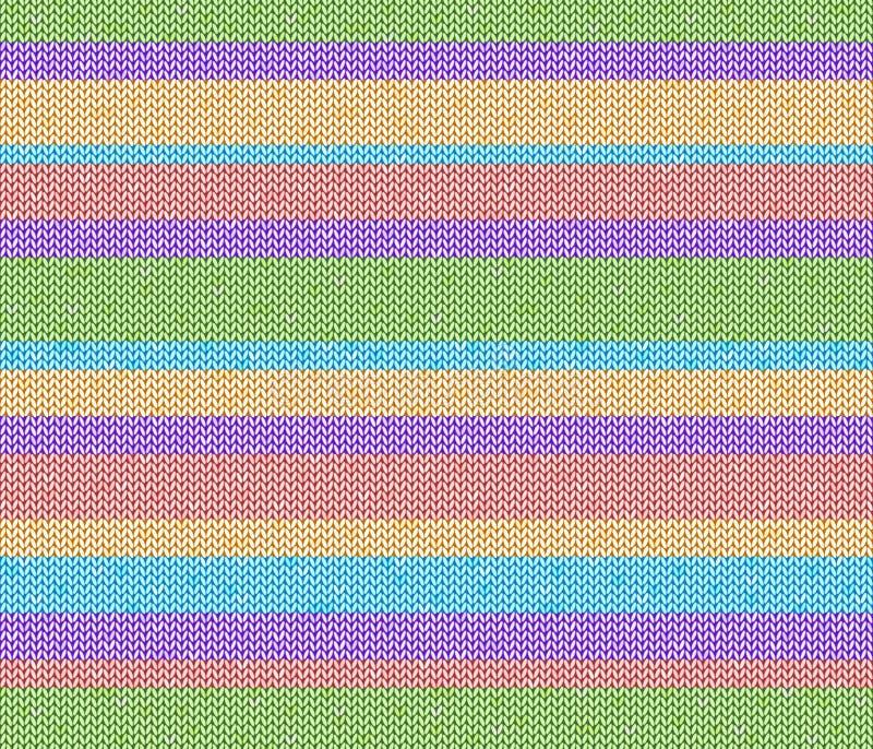 Fondo inconsútil hecho punto del color ilustración del vector