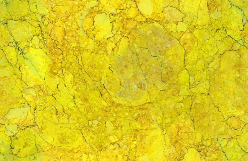 Fondo inconsútil natural amarillo de oro del modelo de la textura de la piedra del mármol del granito Surfac de mármol inconsútil imágenes de archivo libres de regalías