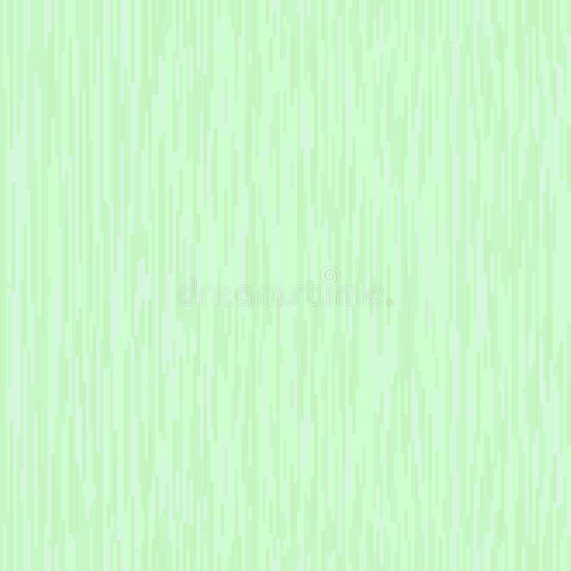 Fondo inconsútil simple del verde menta del vector stock de ilustración