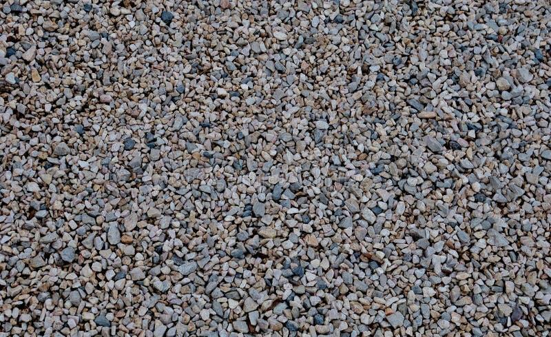 Fondo inusual hermoso de pequeñas piedras fotos de archivo libres de regalías