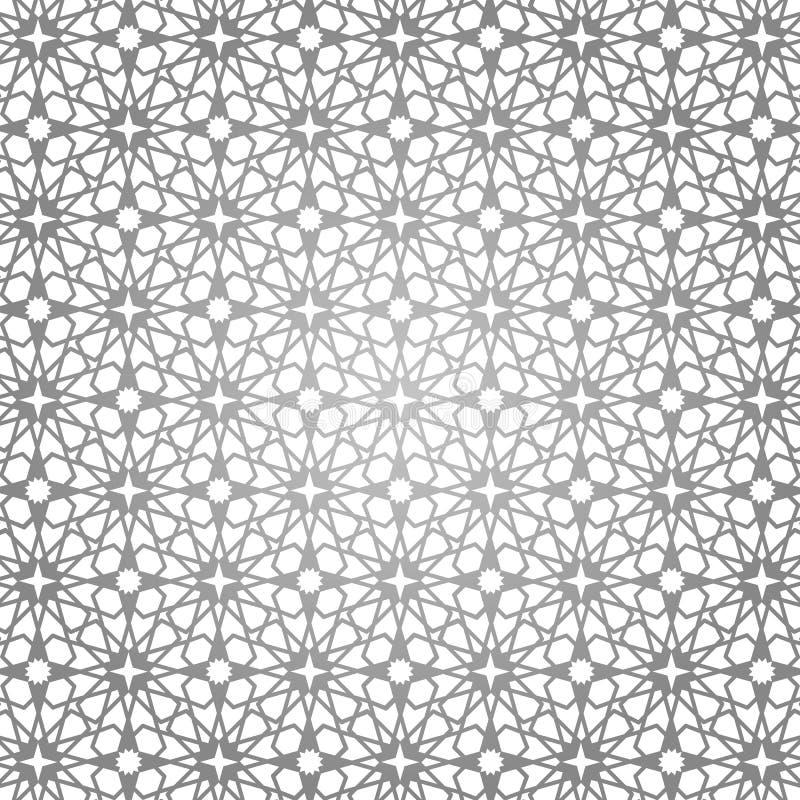 Fondo islámico árabe del modelo geométrico fotos de archivo libres de regalías