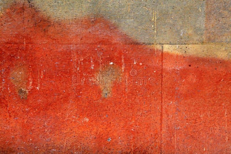 Fondo italiano antiguo de la textura del yeso imágenes de archivo libres de regalías
