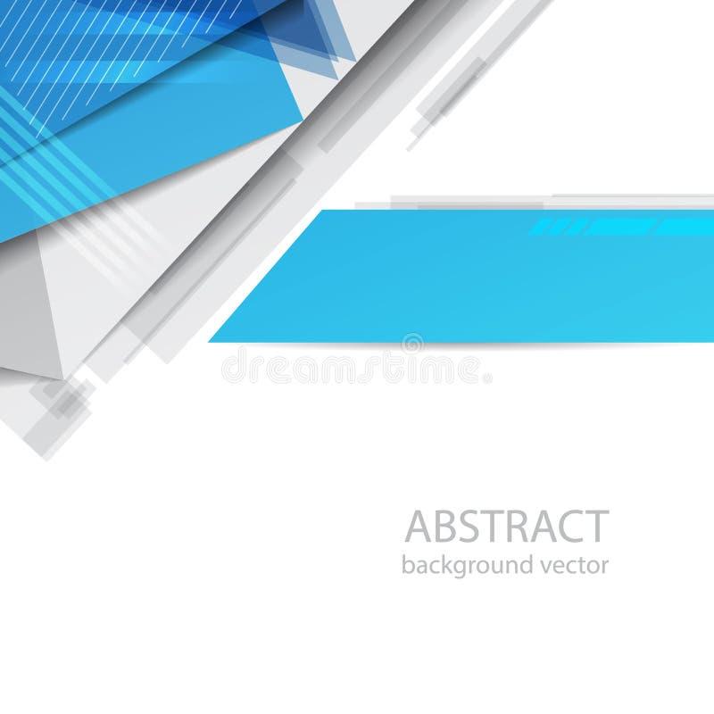 Fondo ligero abstracto del negro del vector Ilustraci?n del vector ilustración del vector