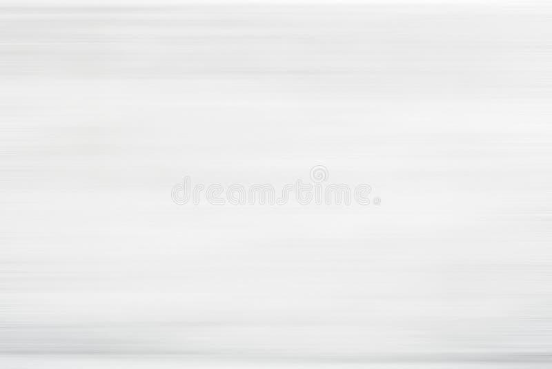 Fondo ligero blanco de la falta de definición de movimiento imagen de archivo libre de regalías