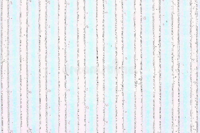 Fondo ligero con las tiras abstractas ilustración del vector