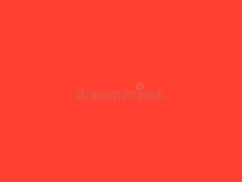 Fondo llano rojo Papel pintado rojo libre illustration