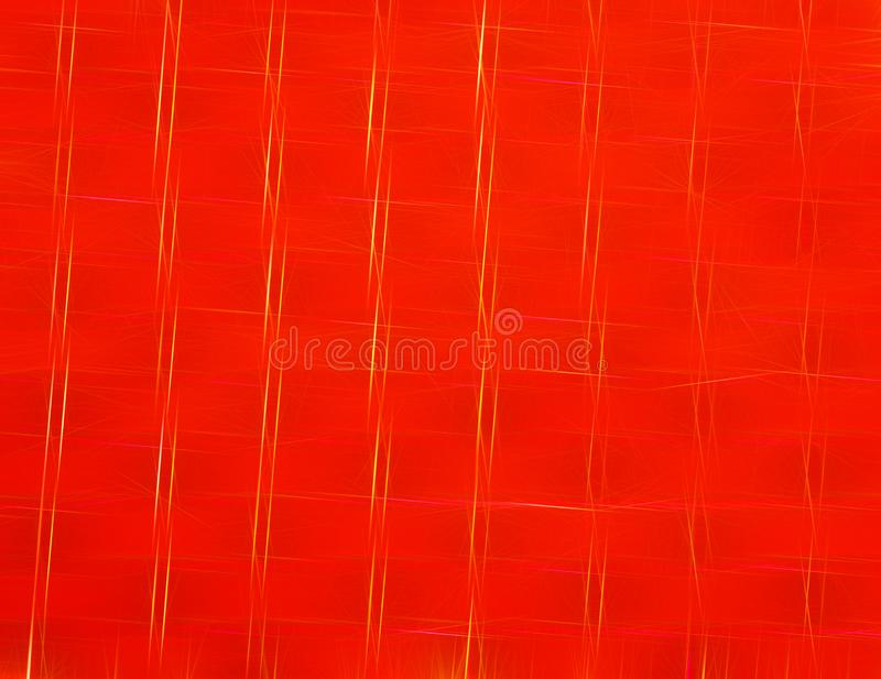 Fondo luminoso astratto nel rosso, nel materiale o nel fondo o nella progettazione di lusso della carta da parati, fondo illustrazione di stock