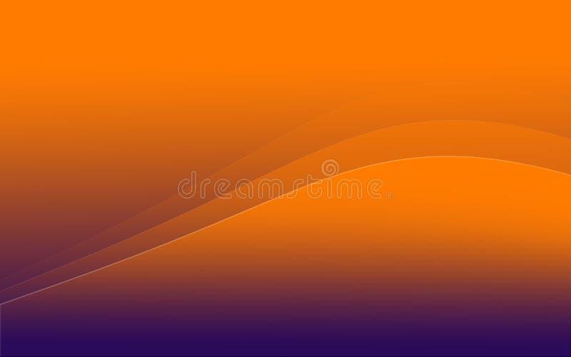 Fondo mágico abstracto ilustración del vector