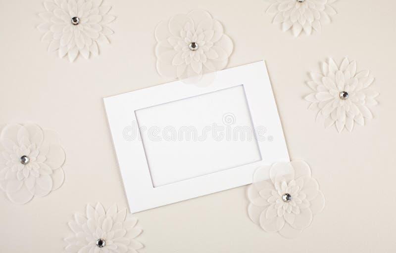 Fondo mínimo decorativo en colores pastel fotografía de archivo libre de regalías