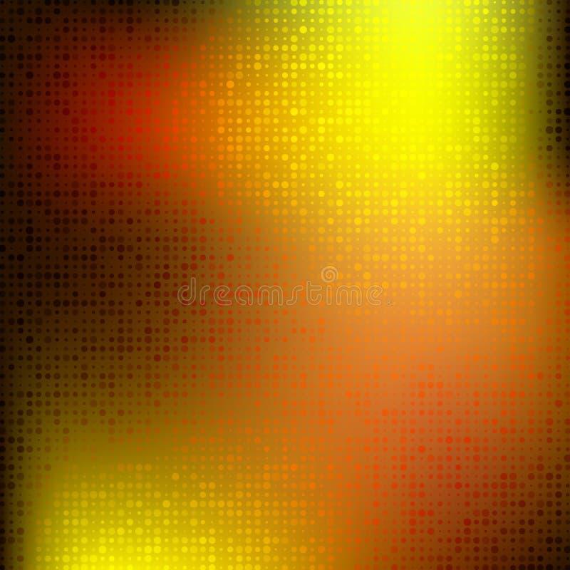 Fondo mínimo del mosaico de los colores brillantes abstractos imagen de archivo libre de regalías