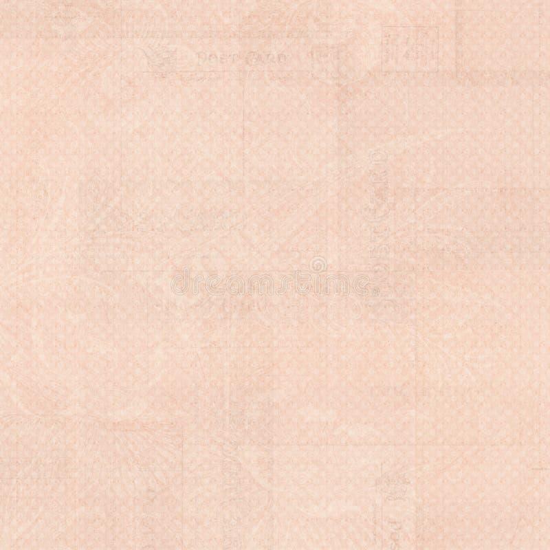 Fondo macchiato grungy rosa-chiaro immagine stock libera da diritti