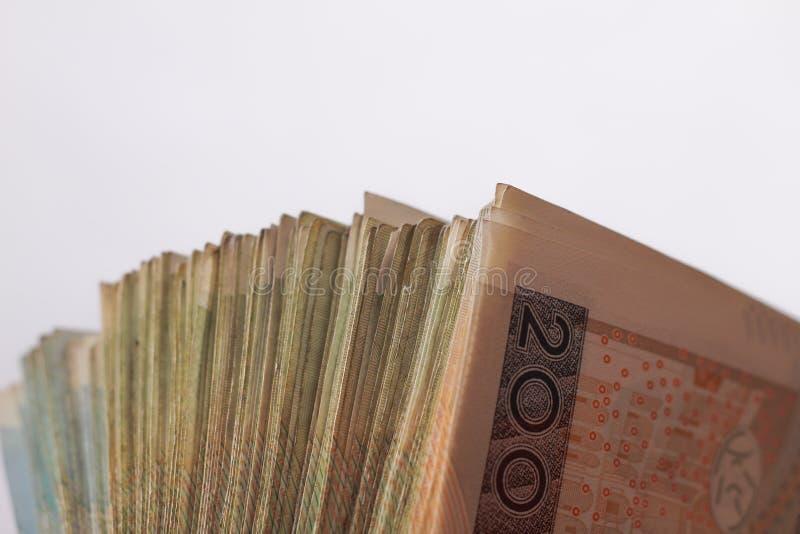 Fondo macro del euro del dinero 100 Moneda de oro del bitcoin en dólar Verde del concepto del negocio de Cryptocurrency imágenes de archivo libres de regalías