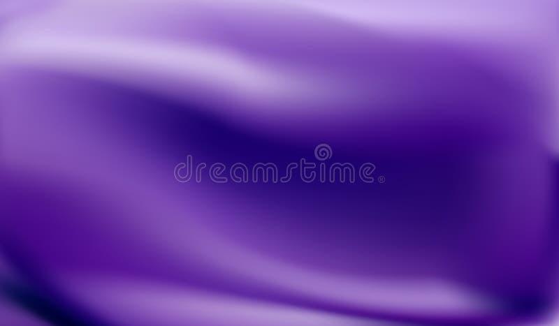 Fondo magenta de color de malva violeta púrpura de la seda de la lila libre illustration