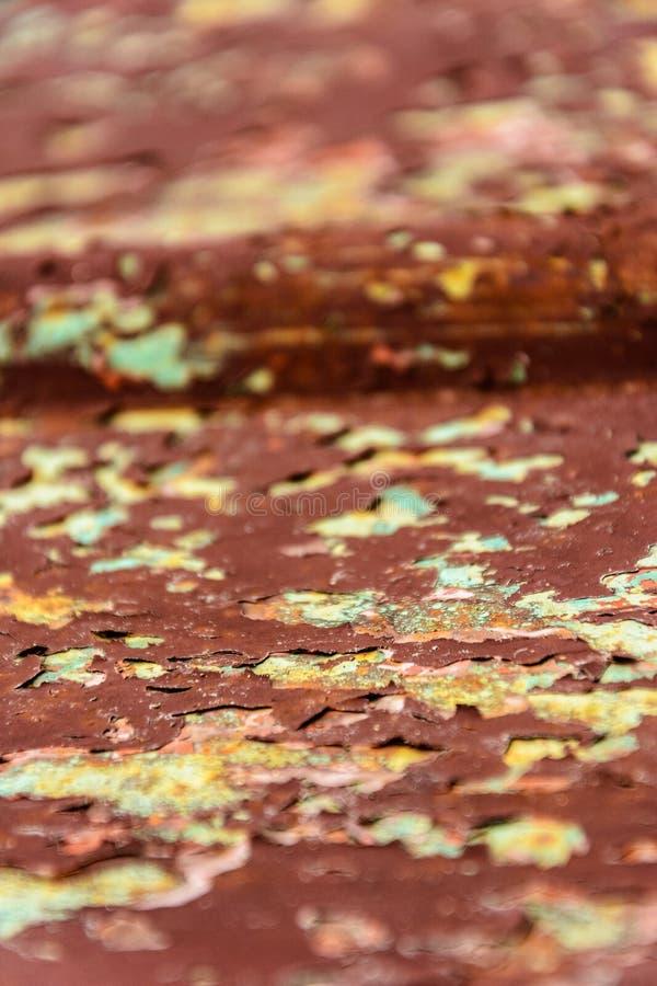 Fondo magnífico de la manta texturizada con la pintura agrietada imágenes de archivo libres de regalías