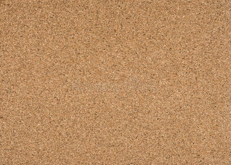 Fondo marrón altamente detallado del corcho foto de archivo