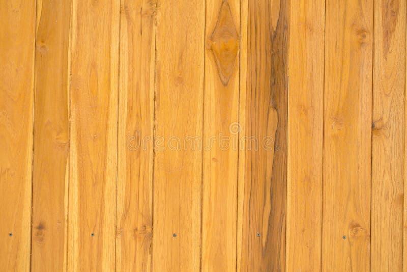 Fondo marrón de maderas de la teca fotos de archivo libres de regalías