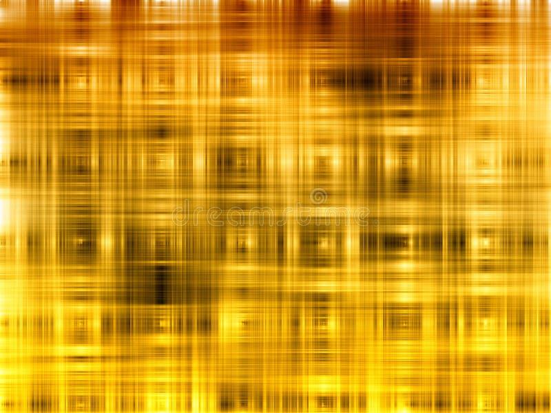 Fondo marrón y amarillo abstracto fotografía de archivo libre de regalías