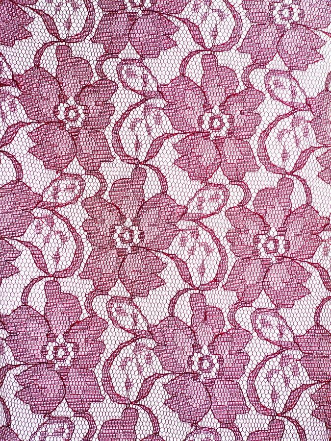 Fondo material o textura del cordón florido fotografía de archivo libre de regalías