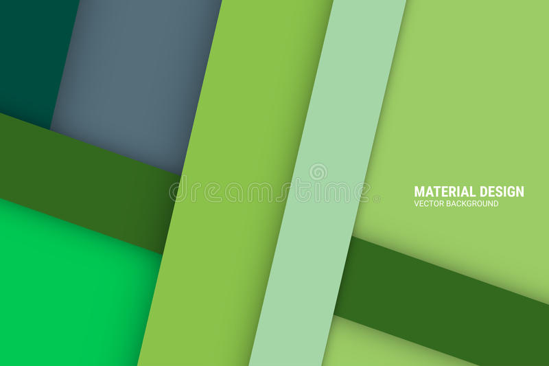 Fondo material verde del diseño libre illustration