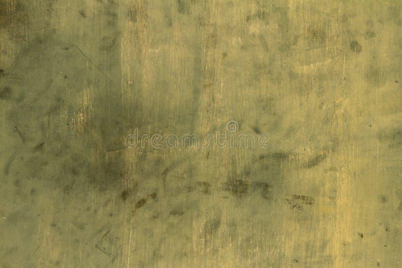 Fondo metálico de la textura del vintage del grunge del verde verde oliva de la pendiente fotos de archivo