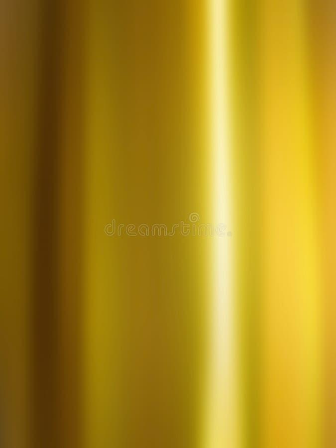 Fondo metálico de oro _2 imagenes de archivo