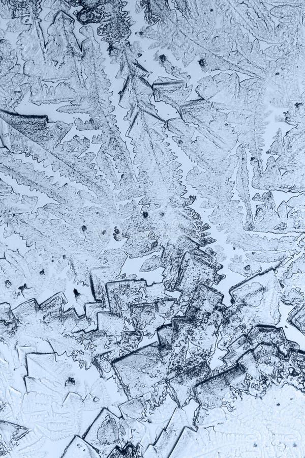 Fondo microcrystal microscópico imagen de archivo libre de regalías