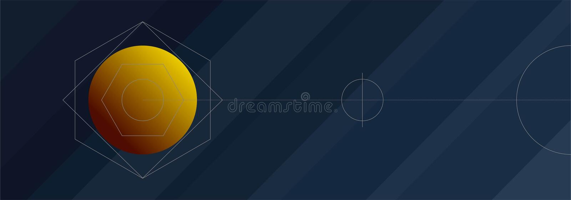 Fondo mistico del cielo notturno con la luna piena, le nuvole e le stelle Notte di luce della luna Illustrazione di vettore royalty illustrazione gratis