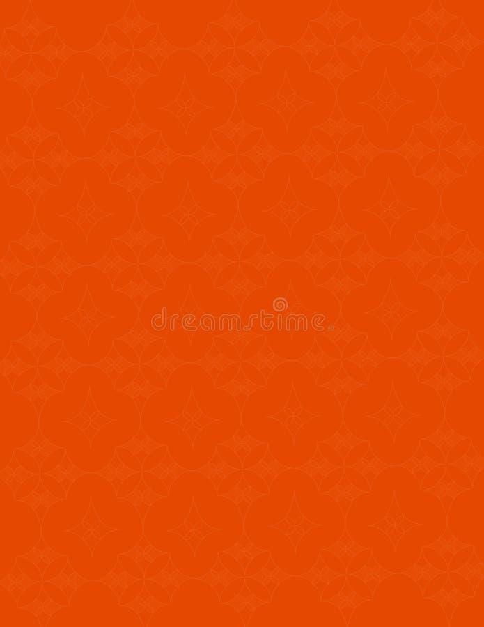 Fondo modelado anaranjado foto de archivo libre de regalías