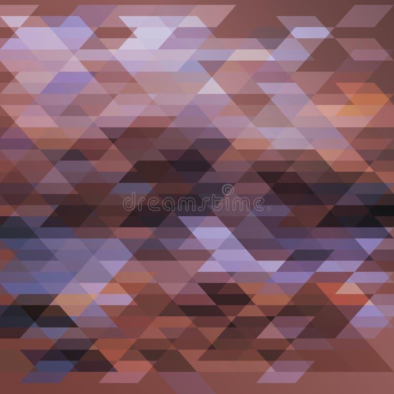 Fondo moderno abstracto del color rojo oscuro libre illustration