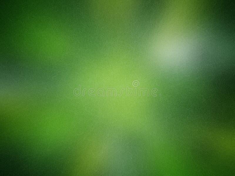 Fondo molle di lerciume verde astratto illustrazione vettoriale