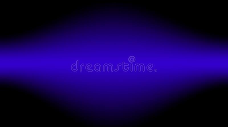 Fondo multi azul marino de los efectos de los colores de la mezcla de color del negro del extracto imágenes de archivo libres de regalías