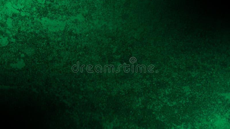 Fondo multi verde oscuro de la textura de la pared de los efectos de los colores de la mezcla de color del negro del extracto foto de archivo