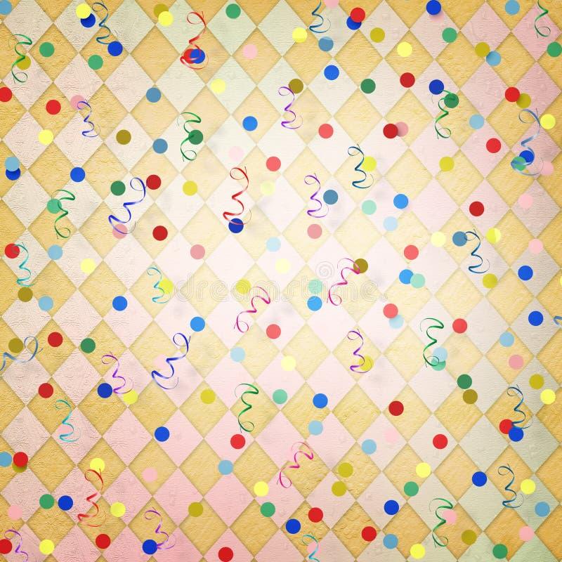 Fondo multicolor brillante libre illustration