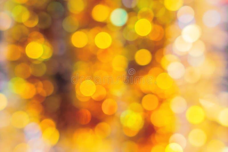 Fondo multicolore astratto del nuovo anno fotografie stock