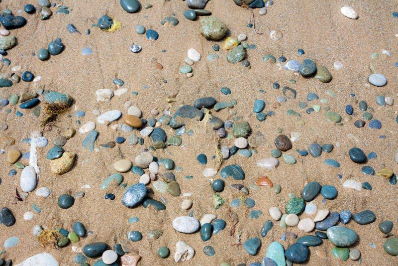 Fondo naturale della sabbia immagini stock