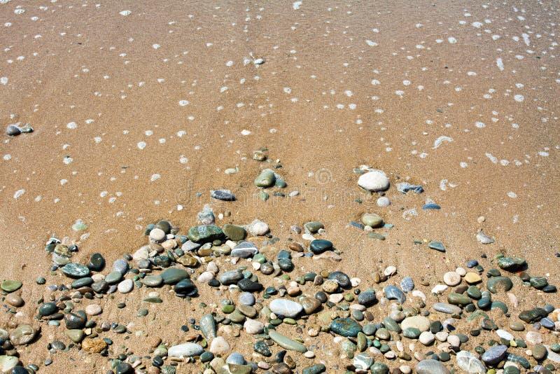 Fondo naturale della sabbia immagini stock libere da diritti