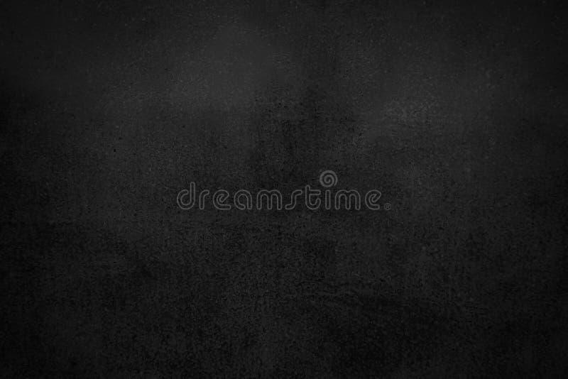 Fondo negro abstracto o fondo blanco con las porciones de textura apenada áspera del fondo del grunge del vintage foto de archivo