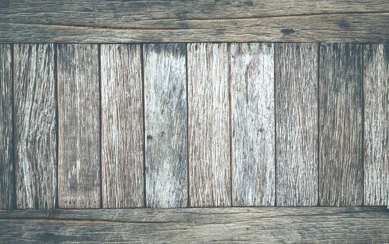 Fondo negro blanco de la textura del tablón de madera viejo Estilo abstracto fotografía de archivo libre de regalías