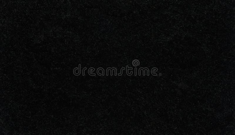 Fondo negro de la textura de la alfombra imagen de archivo